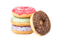 Stack Of Donuts Royalty Free Stock Image - 73097206