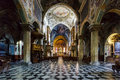 MILAN, ITALY/EUROPE - OCTOBER 28 : Interior View Of The Cathedra Stock Image - 73112201