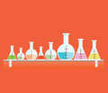 Colorful Of Test Tubes Or Medical Tubes. Stock Photos - 73113343