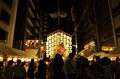 Night Of Gion Festival, Kyoto Japan Summer. Royalty Free Stock Photos - 73134298