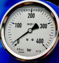 Barometer In The Agricultural Industry. Royalty Free Stock Photo - 73142195