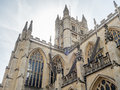Bath Abbey In England Stock Image - 73197241