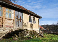 Abandoned Old House Royalty Free Stock Photography - 7322707