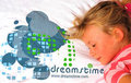 Girl Sleeping On Dreamstime Pillow Stock Image - 7323811