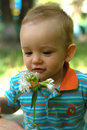 Little Cute Boy Royalty Free Stock Images - 7324009