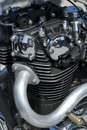 Japanese Motorcycle Engine Stock Photography - 7325822