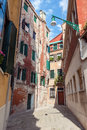 Street In Venice Royalty Free Stock Photography - 73202917