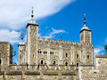 LONDON/UK - JUNE 15 : View Of The Tower Of London On June 15, 20 Royalty Free Stock Photos - 73210598