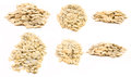 Pumpkin Seeds Isolated Royalty Free Stock Photo - 73244925