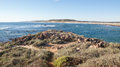 Kalbarri, Western Australia: Murchison River Mouth Royalty Free Stock Photography - 73245617