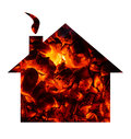 Hot House Conept Stock Image - 73288131