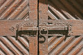 Old Latch On A Door Stock Photography - 73370932