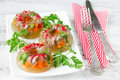 Jellied Meat, Aspic, Galantine With Vegetables And Parsley Royalty Free Stock Images - 73390999
