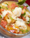 Lobster Ceviche Nicaragua Stock Images - 7349964