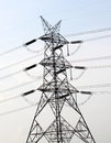 Electrical Transmission Tower Stock Photo - 73402250