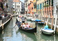 Water Channel In Venice Royalty Free Stock Image - 73427106