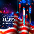 Fourth Of July Background For Happy Independence Day  America Stock Image - 73451631