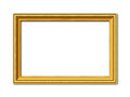 Golden Vector Frame With Stucco Ornaments Royalty Free Stock Photos - 73453858
