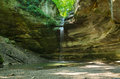 Ottawa Canyon, Starved Rock State Park, Illinois. Stock Images - 73483134