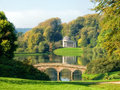 Autumn Colours At Stourhead Stock Photo - 73500410
