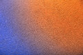 Conceptual Shot Wallpaper With Blue To Orange Color Transition Royalty Free Stock Image - 73501826