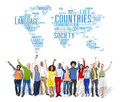 Countries Nation Society Territory International Concept Royalty Free Stock Image - 73627916