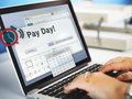 Pay Day Bookkeeping Budget Finance Income Concept Royalty Free Stock Images - 73629039