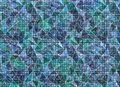 Abstract Drawn Colorful Background. Artistic Wallpaper In Blue Colors. Royalty Free Stock Photography - 73659687