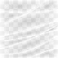 Transparent Plastic Warp Royalty Free Stock Image - 73674196