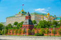 Moscow Kremlin Royalty Free Stock Image - 73747986