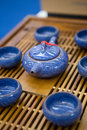 Chinese Traditional Teapot And Teacup Stock Images - 73818414
