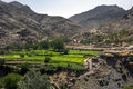 The High Atlas Mountains In Morocco. Stock Photography - 73832532