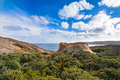 Remarkable Rocks, Natural Rock Formation At Flinders Chase Natio Stock Photo - 73850250