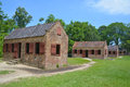Slave Cabins Stock Images - 73880614