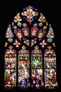 Spanish Stained Glass Stock Photos - 7394013