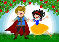 Snow White Royalty Free Stock Photo - 73926615