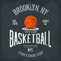 Streetball Or Urban Sport Team Logo And Banner Stock Photography - 73950872