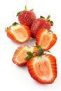 Juicy Strawberry Royalty Free Stock Images - 740669