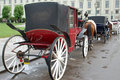 Vienna Carriages Stock Image - 742921