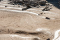 Detail Of A Dry Lake - Drought Concept Stock Image - 74003311