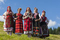 Famous Rozhen Folklore Festival In Bulgaria Royalty Free Stock Photos - 74022388