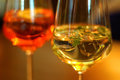 Aperitif Red And Yellow Royalty Free Stock Photo - 74029195