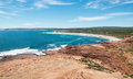 Red Bluff S Indian Ocean View Stock Image - 74048331