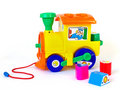 Toy Train Royalty Free Stock Image - 7410406
