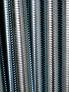 Close Up Of Screw Thread Royalty Free Stock Photography - 7416347