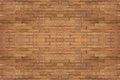 Seamless Red Brick Wall, Flat Brown Old Stone Background Royalty Free Stock Photo - 74130415