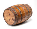 Old Wooden Barrel Royalty Free Stock Photo - 74134795