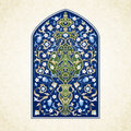 Vector Vintage Pattern In Eastern Style. Royalty Free Stock Images - 74138209