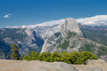 Yosemite Valley From Glacier Point Vista Point Royalty Free Stock Photos - 74159278