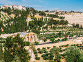 A Bird S Eye View Of The Mount Of Olives Stock Images - 74167034